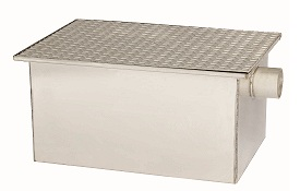 Rockford All Stainless Steel Grease Traps - Interceptors