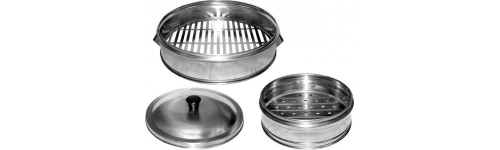 Straight-Sided Steam Table Pans