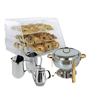 Catering Supplies and Buffetware