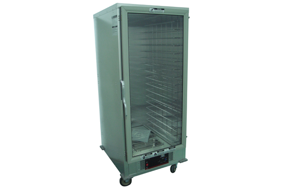 Full Size Non-Insulated Heater Proofer Cabinet Cozoc HPC7011 Donut