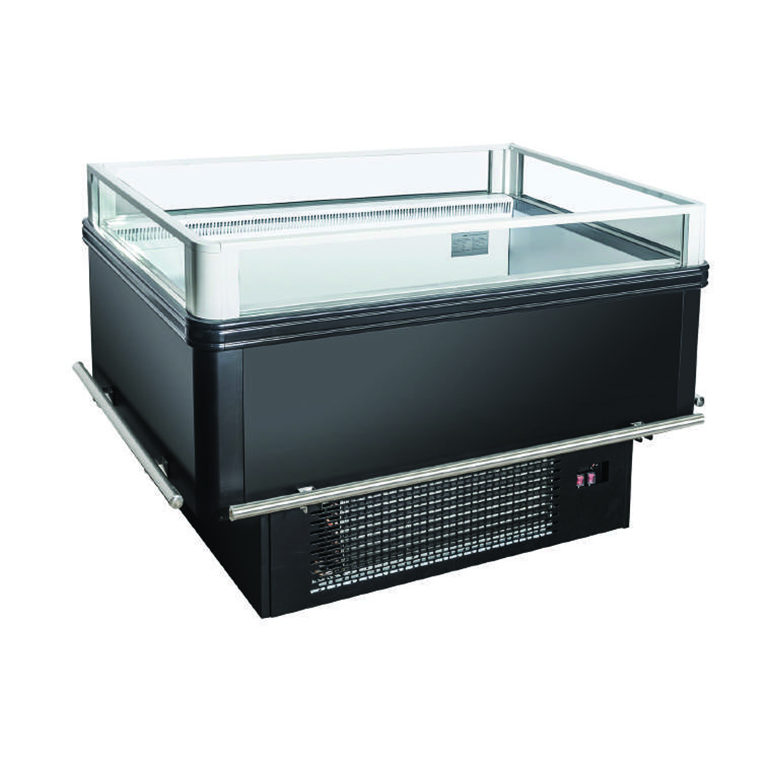 Kool-It KII 420 Merchandiser, Open Refrigerated Display