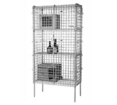 Security Cage Liquor Storage 24 x 60