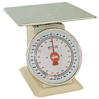 Update International UP-11200 200Lb Analog Scale Shipping and Receiving