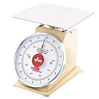 Update International UP-71 1 Lb Analog Portion Control Scale