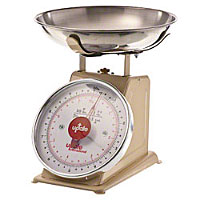 Update International UP-710T 10 Lb Analog Portion Control Scale
