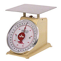 Update International UP-72 2 Lb Analog Portion Control Scale