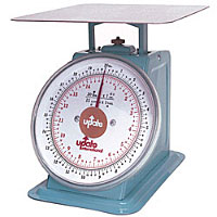 Update International UP-820 20 Lb Analog Portion Control Scale