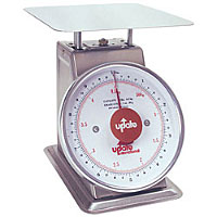 Update International UPS-820 20Lb S/S Analog Control Scale