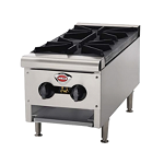 Wells HDHP-1230G Gas Hotplate 2 Burner