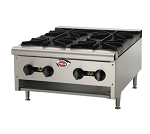 Wells HDHP-2430G Gas Hotplate 4 Burner