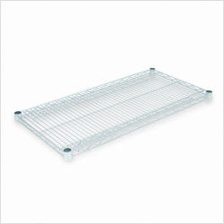 Commercial Chrome Shelving - 14x24