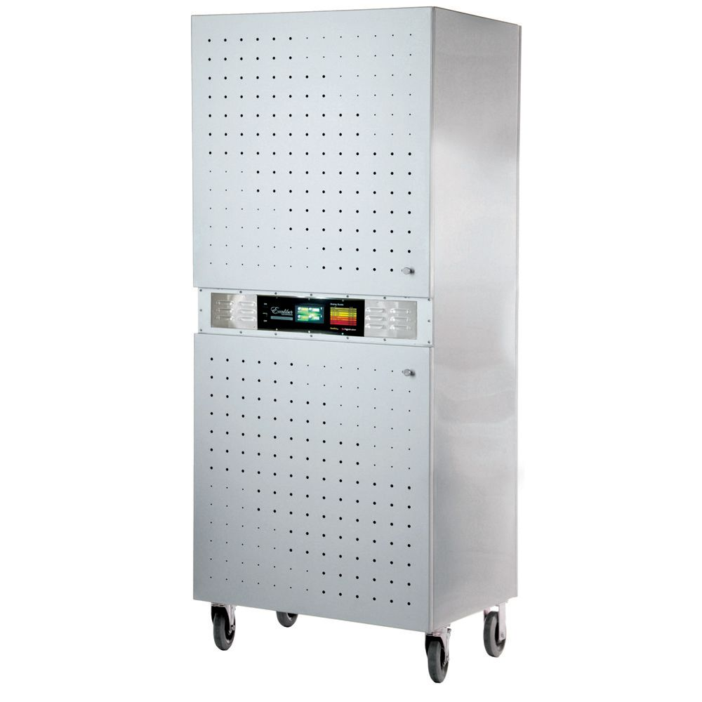 Excalibur® Commercial Stainless Steel Two Zone Dehydrator COMM2