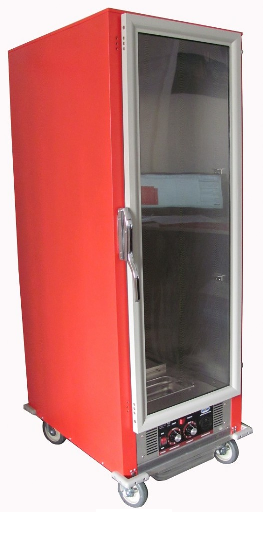 Full Size Insulated Heater Proofer Cabinet Cozoc HPC7101 Digital