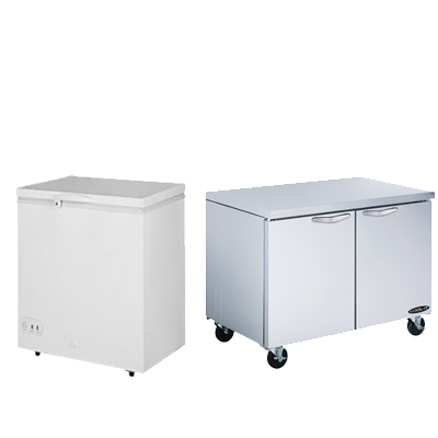 Worktop and Undercounter Refrigerators / Freezers